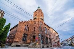 Budynek-Ratusza-w-Brzesku