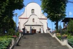 Kościół Matki Bożej Nieustającej Pomocy w Łysej-Górze