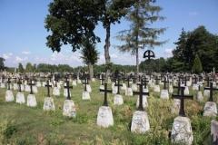Nr-263-Cmentarz-wojskowy-Zaborow-na-miejscowym-cmentarzu