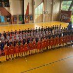 Koszykarze w Szkolnym Schronisku Młodzieżowym